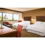 Amerikanische moderne Art-hölzerne Schlafzimmer-Möbel eingestellt für Hotel (ST0015)