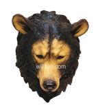 새로운 수지 눈 늑대 동물성 맨 위 벽 장식 예술
