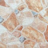 azulejos de suelo de piedra de cerámica de la Deslizar-Resistencia 400X400 para el edificio al aire libre