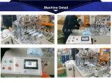 De automatische Drievoudige Machine van het Lassen van Earloop van het Masker van het Type van Vissen van de Vouw