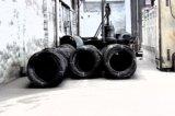 Wire&#160 temprato il nero; per il materiale da costruzione