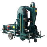 Limpiador de vibración de grano grueso semillas de cáñamo Precleaning máquina