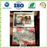 China Fornecedor se personalizados de alta qualidade Caixa de papel Kraft para embalagem de molhos e compotas (jp-box045)