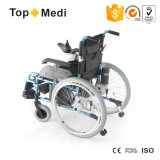 Topmedi Fashion Hot Foldable Electric Power Wheelchair