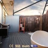 Paquet composé en bois extérieur moderne de l'antioxydant WPC de vente chaude pour l'étage