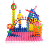 Головоломки снежинки малышей игрушка пластичной воспитательная