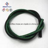 Tranças de fibra de mangueira de borracha reforçado - tubo de borracha hidráulico R6