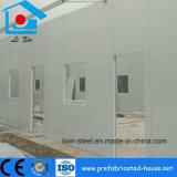 Campo de acero prefabricado del trabajador de la casa con el marco de acero del nuevo diseño