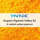 صبغ عضويّة أصفر 83 لأنّ بلاستيك (أصفر ضارب إلى الحمرة)