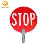 Le trafic lent d'arrêt réfléchissants Bat Signalisation de sécurité pour l'Australie