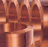 Câmara de ar de cobre da bobina da panqueca do condicionamento de ar