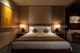 Reeks van het Meubilair van de Slaapkamer van het Hotel van het Ontwerp van Nice de vijfsterren Houten