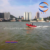 côtes gonflables de fibre de verre de 4.5m Chine