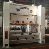 Máquina do perfurador de 500 séries da tonelada Jw36 com dispositivo de sopro do PLC e do ar