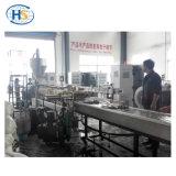Macchinario dell'espulsione della vite del gemello dell'espulsione di Haisi per la fabbricazione di plastica della pallina