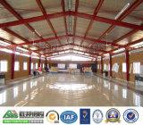 Modulares prefabricados Home Taller de estructura de acero de buena calidad