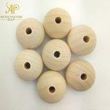 Venta caliente de 15 mm de diámetro de bolas de alcanfor bola de madera de pino Perfume con olor a madera de sándalo para Almirah/armario
