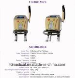 532nm 1064nm 755nm 1320nm Q-Switched 피코세컨드 Laser 귀영나팔 제거 기계