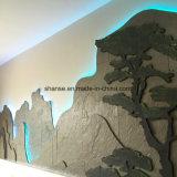 抗菌性の柔らかいFlectional黒いヒスイの壁のタイル