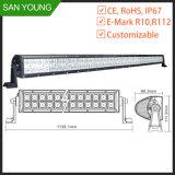 40 pulgadas 240W de luz LED CREE Bar 4X4 off road la conducción