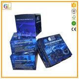 Contenitore di imballaggio di carta su ordinazione di stampa dell'OEM (OEM-GL001)