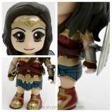 Figura de ação brinquedos dos heróis da mulher de maravilha