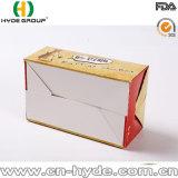 Крупноразмерная принимая отсутствующей изготовленный на заказ зажаренная бумагой коробка цыпленка