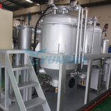 Macchina continua di pulizia dell'olio della gomma dello spreco di funzionamento per decolorazione