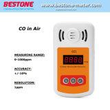 Mini portable détecteur de monoxyde de carbone Co analyseur de gaz Compteur compteur de gaz avec du son et lumière du détecteur de fuite d'alarme de détecteur modèle 0~1000ppm 601