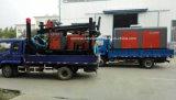 L'air de distribution par SRD Hydraulique mobile Rock Machine de forage de l'eau (AF-200)