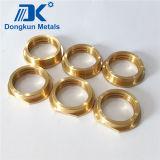 Het Brons en Messing CNC die van de Fabrikant van China de Struik van de Voering machinaal bewerken
