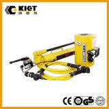 Cylindre hydraulique de tonnage élevé à double action de Kiet