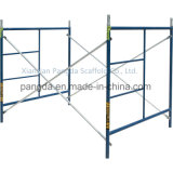 건축을%s 쉬운 사용된 Prefabricated 그렸거나 전 직류 전기를 통한 사다리 프레임 비계