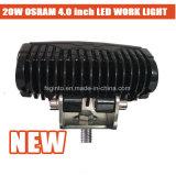 Barra ligera del nuevo de 20W 4inch Osram LED trabajo del coche (GT1012-20W)