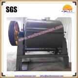 Máquina de trituração horizontal da esfera para a moedura da tinta do petróleo