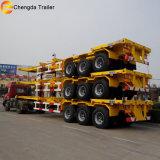 China-neuer 3 Wellen-Behälter-Schlussteil-Skelett-halb Schlussteil für Verkauf
