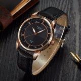 Reloj impermeable del cuarzo del nuevo de la llegada H398 de negocios de los hombres puntero luminoso del reloj para los hombres