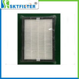 Mini HEPA filtre plissé de la qualité pour l'épurateur d'air