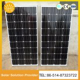 Feux de la rue solaire solaire avec éclairage à LED de 3 ans de garantie