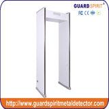 Ce barato Aprobado Multi Frame zona de puerta de metal la puerta del detector