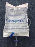 Belüftung-Entwässerung-Beutel Soem-Mutifunctional mit Queranschluß
