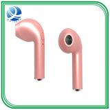 Hoofdtelefoon van de Oortelefoon van het in-oor van de Hoofdtelefoon van Bluetooth van de Groothandelsprijs de Draadloze voor iPhone 7 7 plus