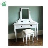 Schlafzimmer-Frisierkommode-Möbel-elegante Art-Verfassungs-Tisch mit Spiegel