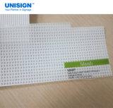Bandiera della maglia del tessuto del PVC di ampio formato di larghezza 5m per la pubblicità della bandiera della rete fissa
