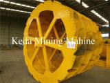 Pianta di lavaggio della sabbia del certificato per estrazione mineraria