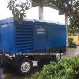 Atlas Copco Liutech diesel portable de haute qualité de la vis du compresseur à air