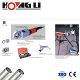 Máquina de threading, Máquina de rosca de tubo eléctrico portátil, Tubo de Metal Threader 2'' (SQ30-2B)