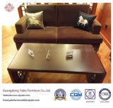 Traditional Style Hotel Furniture with Living Room Coffee Counts (YB-E-21)