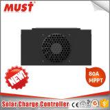 60A 80A Contrôleur de charge solaire MPPT