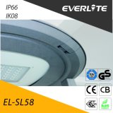 Lámpara de calle de Everlite 50W LED con IP66 Ik08